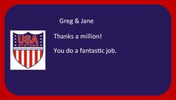 Greg & Jane