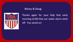 Nancy & Doug