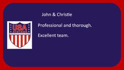 John & Christie