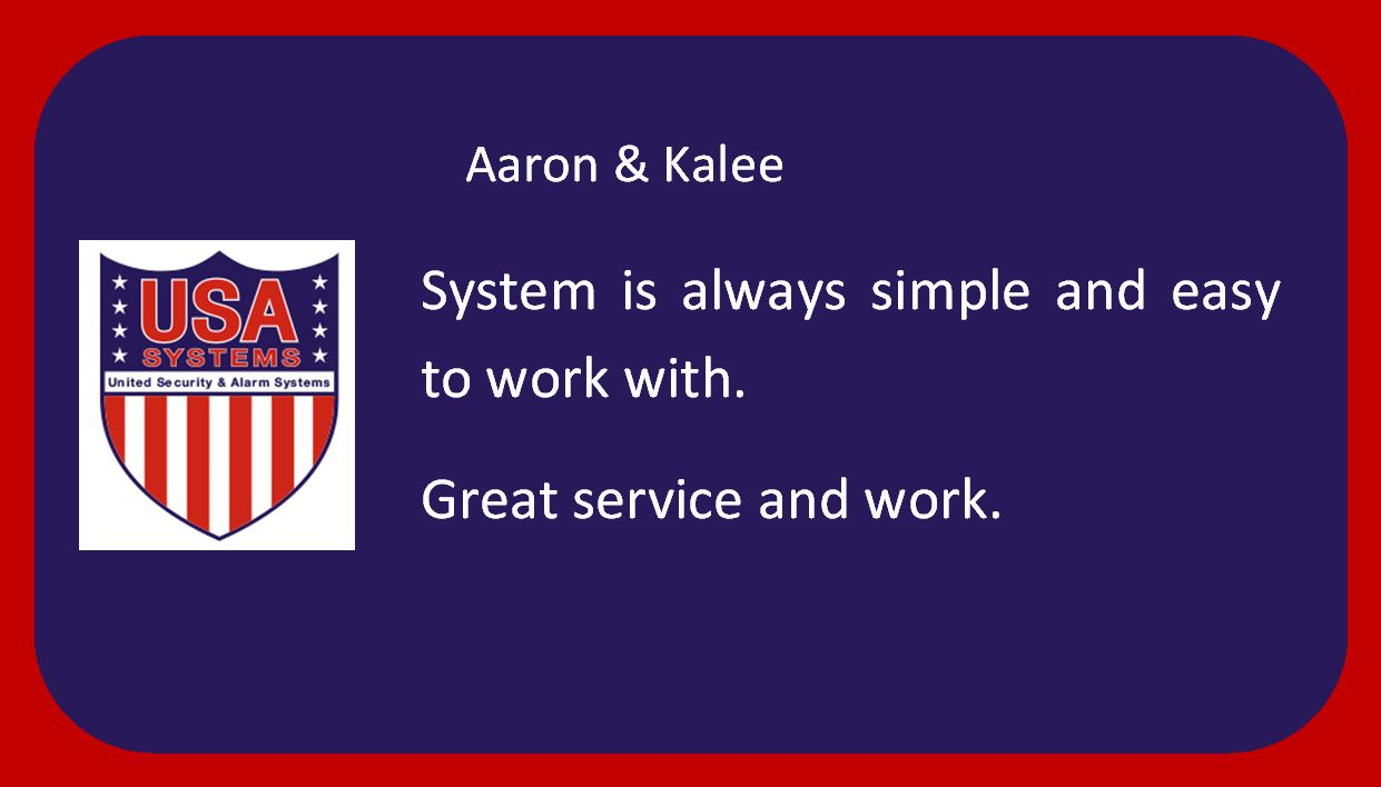 Aaron & Kalee