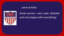 James & Kathy