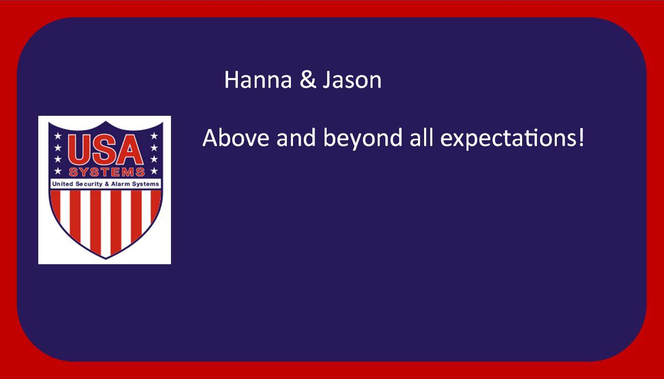 Hanna & Jason