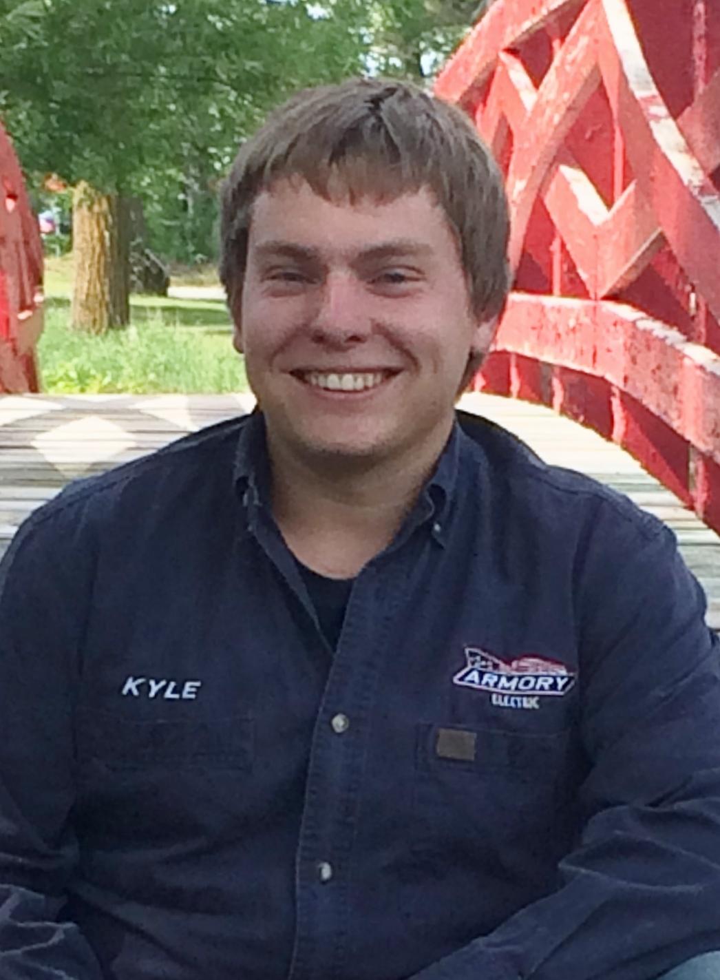 Kyle | Apprentice