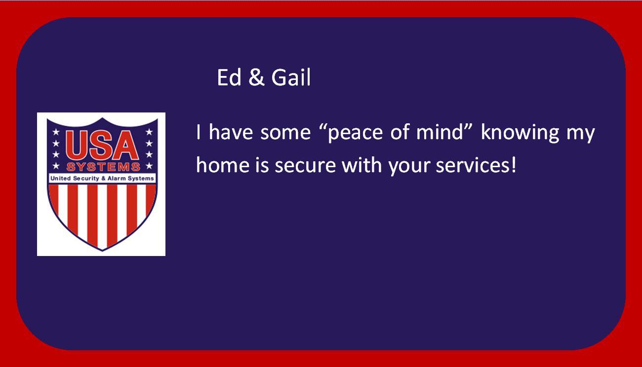 Ed & Gail