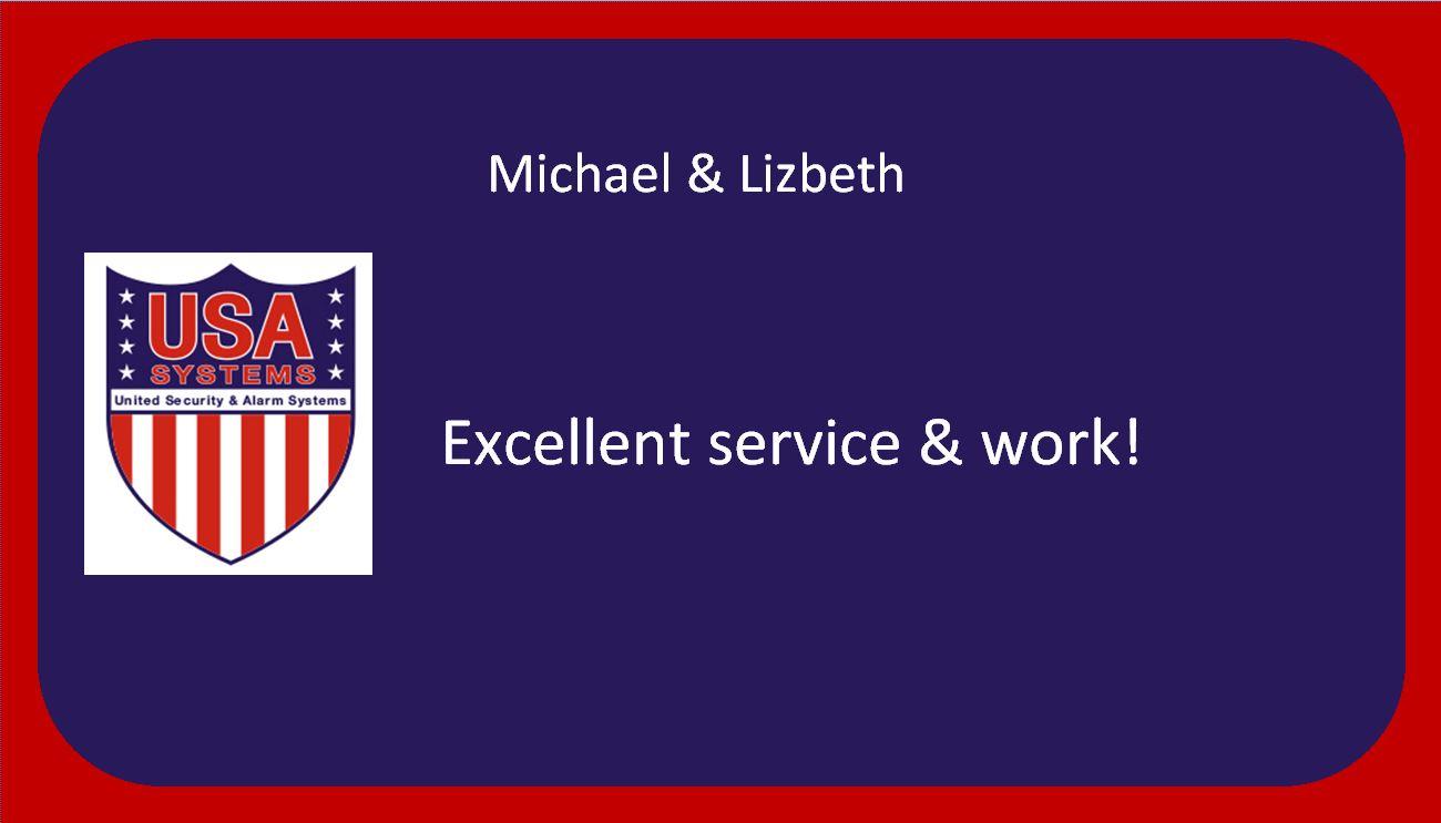 Michael & Lizbeth