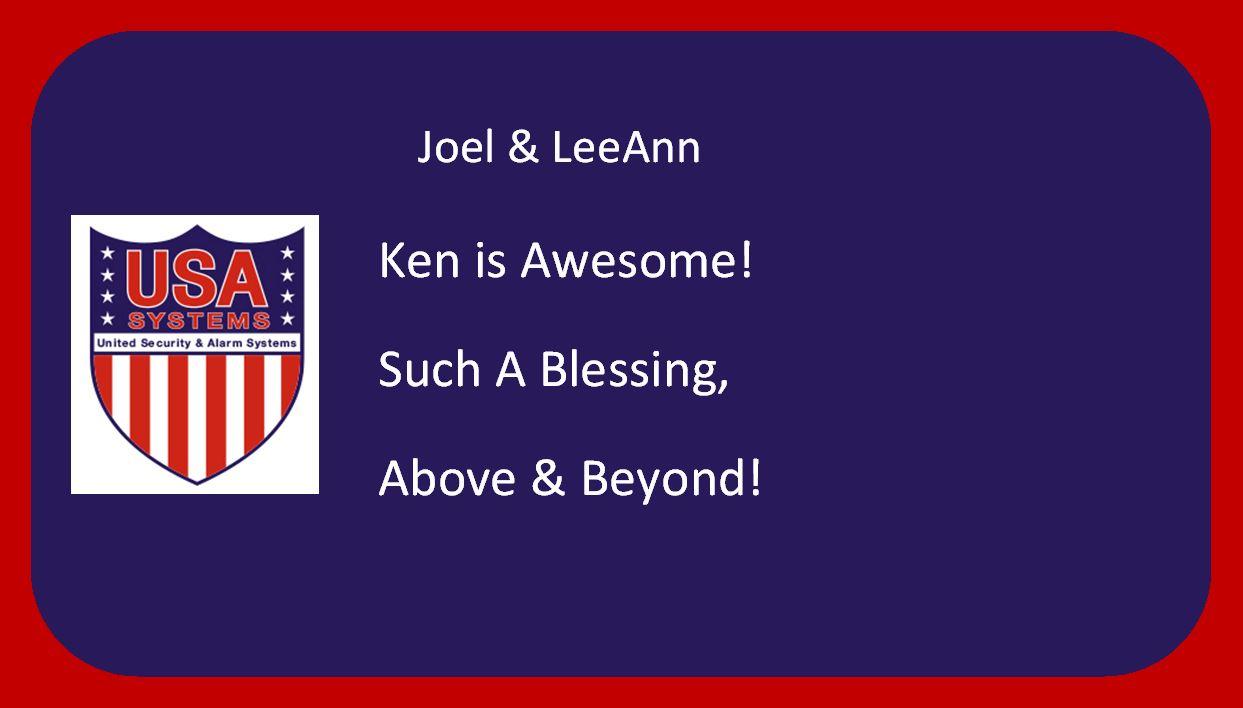 Joel & LeeAnn