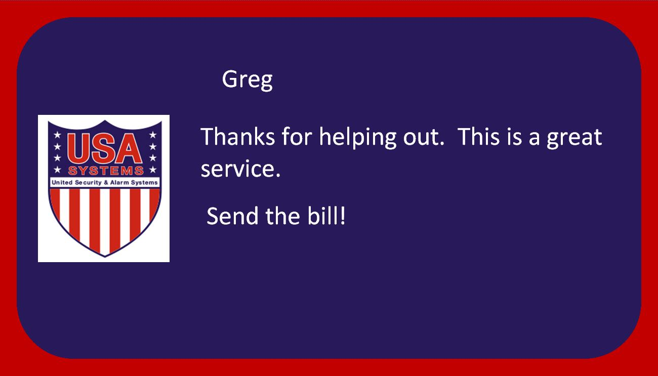 Greg Testimony