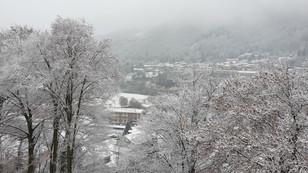 Benvenuto inverno.