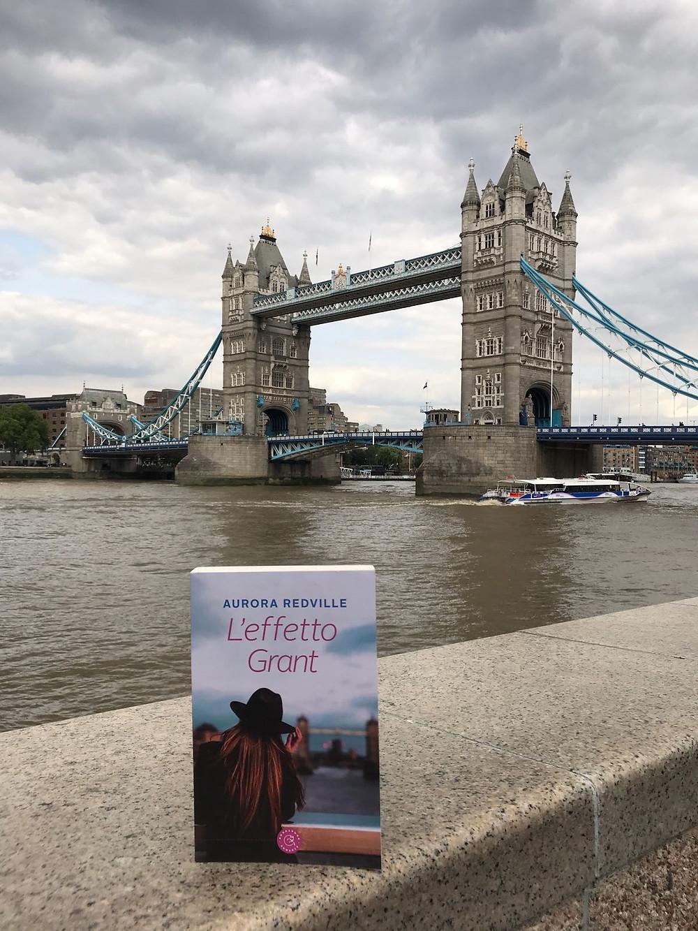 """""""L'effetto Grant"""" al Tower Bridge"""