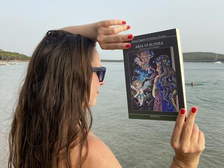 """Recensione """"Aria di bufera"""" il nuovo romanzo di Marco Cagnone e Barbara Desilani"""