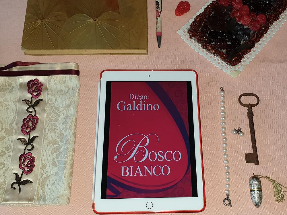"""il romanzo """"Bosco Bianco"""""""