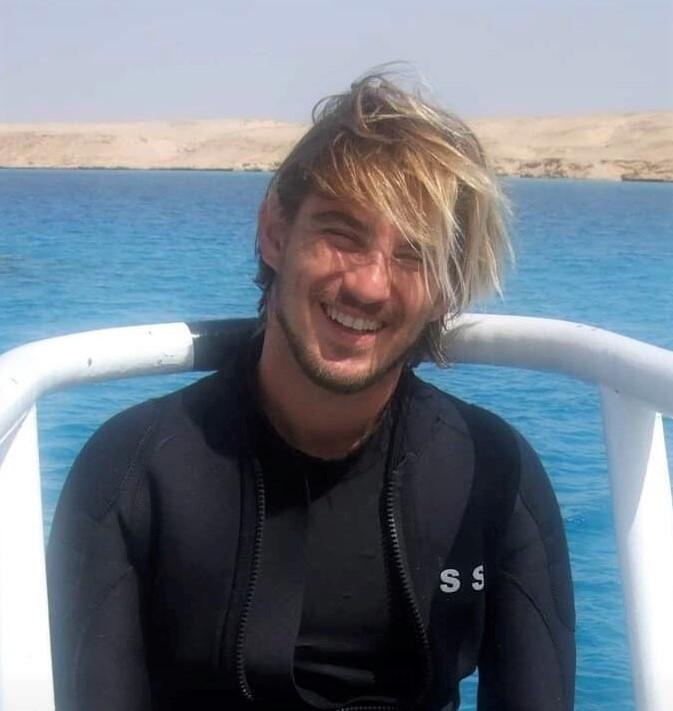 Diego all'isola di Tiran