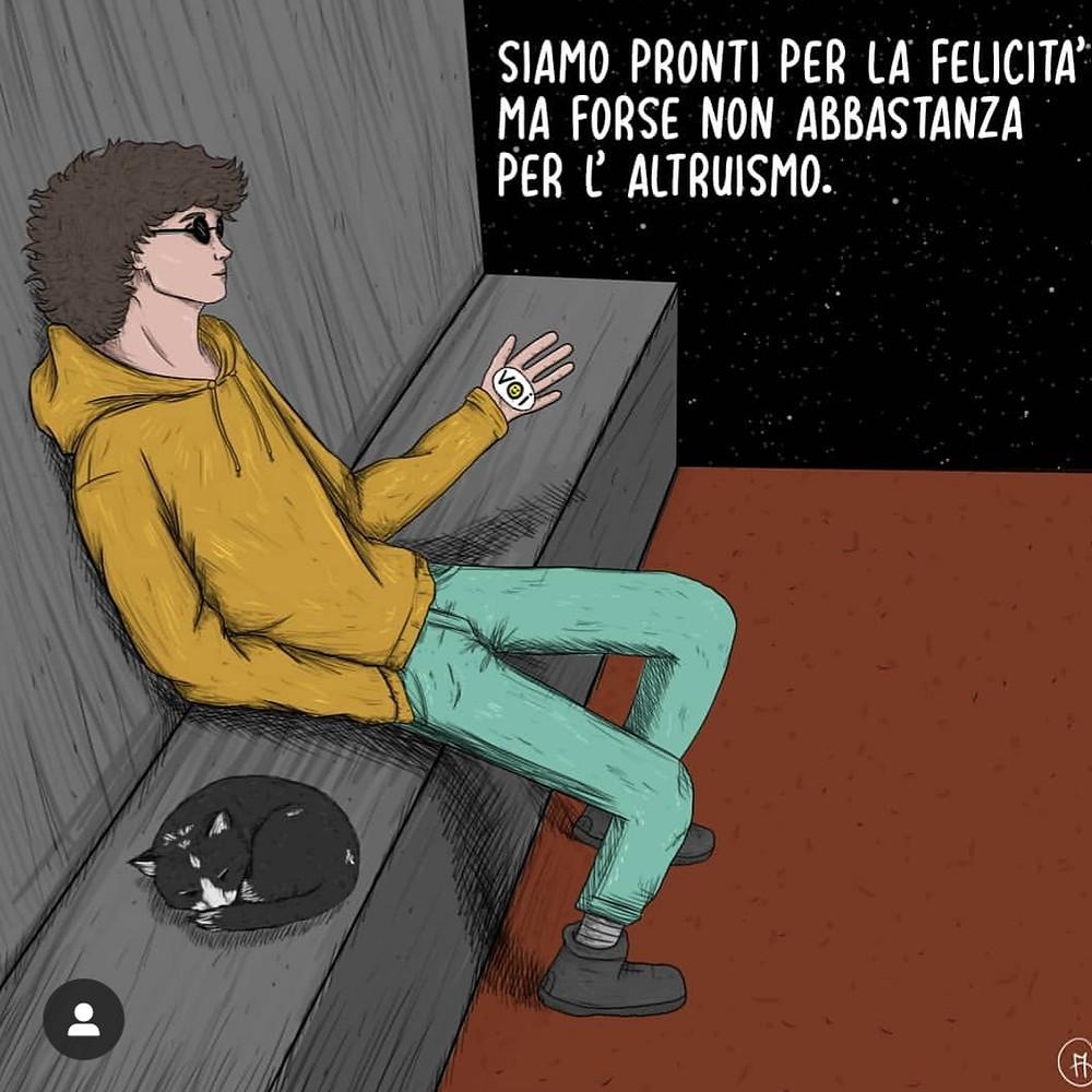 img Instagram di Matteo Secchi
