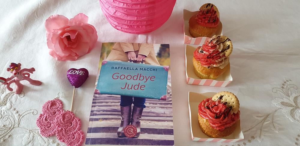 Goodbye Jude e i dolcissimi Cupcake ai frutti rosa