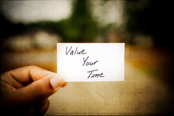 WHY PURPOSE GIVES YOU TIME