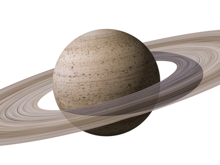 Les Encadrements de Saturne