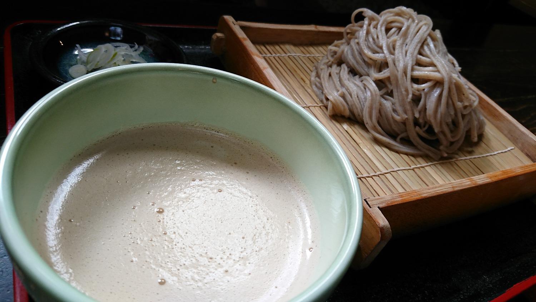 くるみ蕎麦