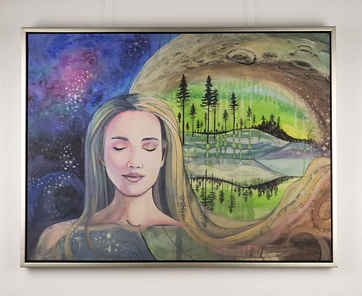 """Miss Northern Lights"""