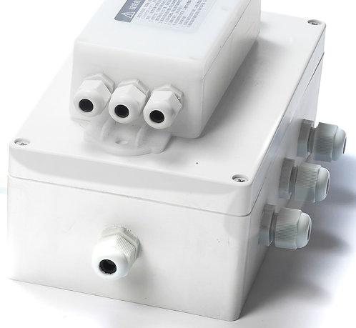 Сводящая коробка SJB-S-6 (пластик)