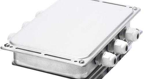 Сводящая коробка SJB-С-6 (нержавеющая сталь)