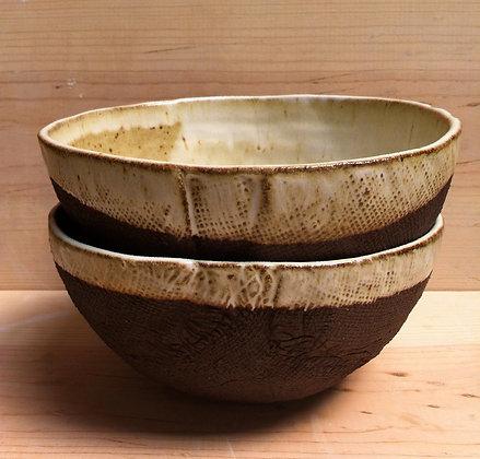 Noodle Bowls - set of 2