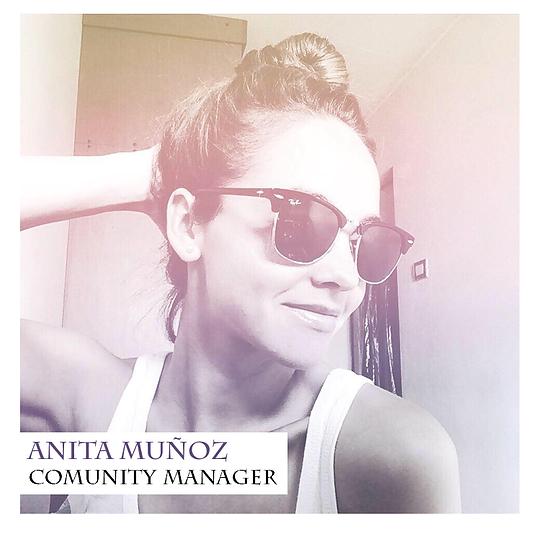 Anita Muñoz - Redes Sociales