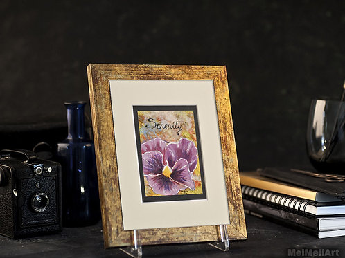 Serenity Flower