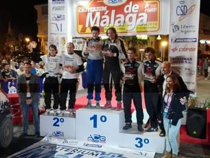 Victoria de Suárez y MT Racing en Málaga