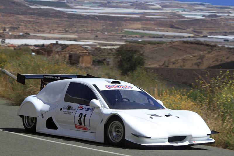 MT Racing - Subida Ramonete - F. Hernandez