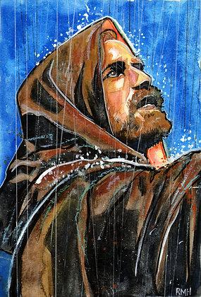 """Obi-Wan Kenobi - 6"""" x 9"""""""