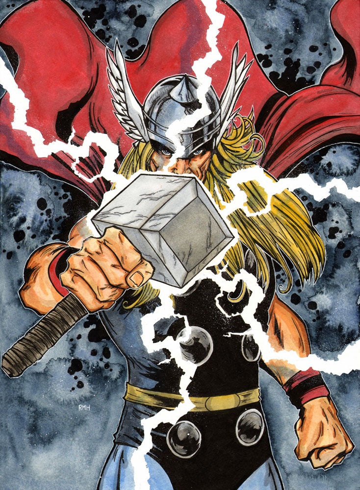 Thor - WC