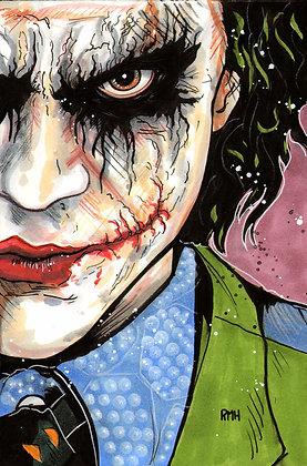 Joker - The Dark Knight - Print
