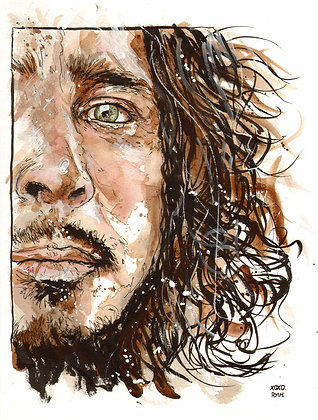 Chris Cornell - Print