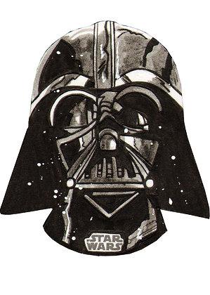 Topps - Star Wars ESB Black & White - Original Artist Proof Sketch Card