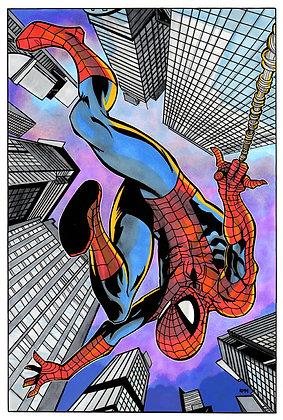 """Spider-Man - 11"""" x 17"""""""