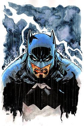 "Batman - 11"" x 17"""