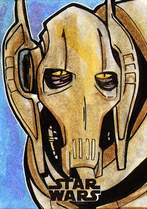 Topps - Star Wars Journey to Episode 9 - Original Artist Proof Sketch Card