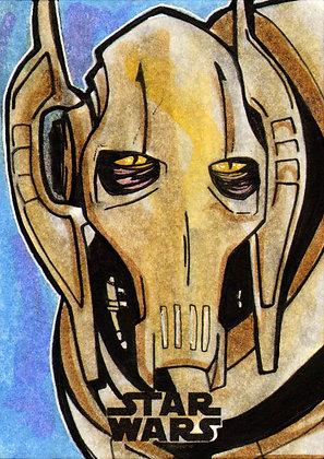Topps - Star Wars Journey to Episode 9 - Original Artist Proof Sketch Card
