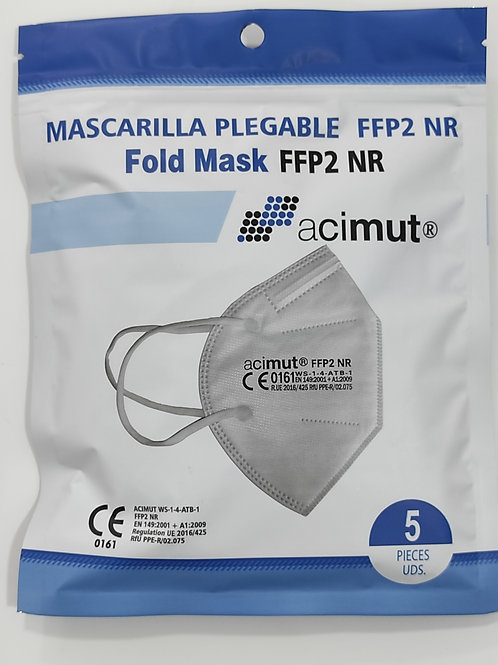 Mascarillas FFP2  NR