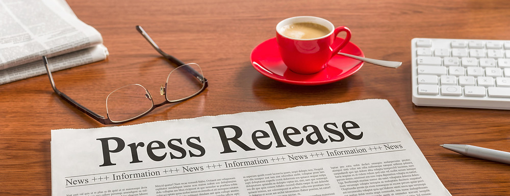 book launch press release example