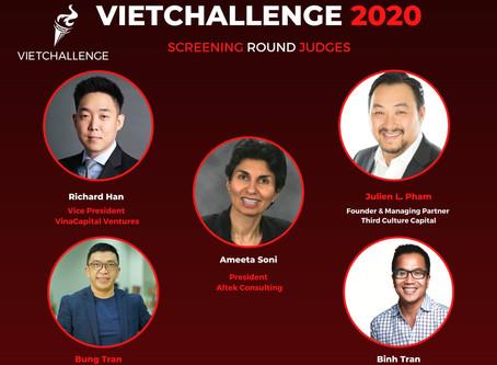 VietChallenge 2020 - Screening Round Judges