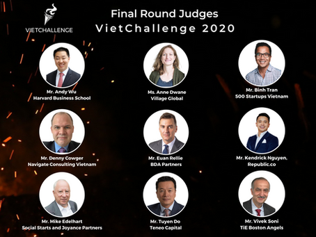 Vietnam's top startups are ready for the Final Round of VietChallenge 2020