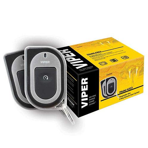 Viper Responder One 2-Way Remote Start