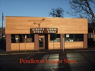 Pendleton Liquor Store