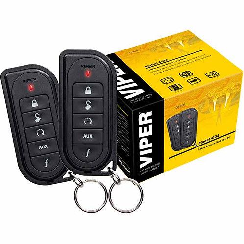 Viper 5104 1-Way Remote Start