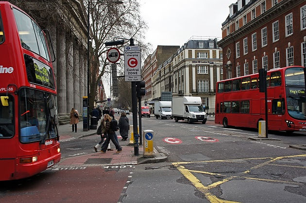 Toward Car Free Cities 3 Reasons Why London S Congestion Charge Is