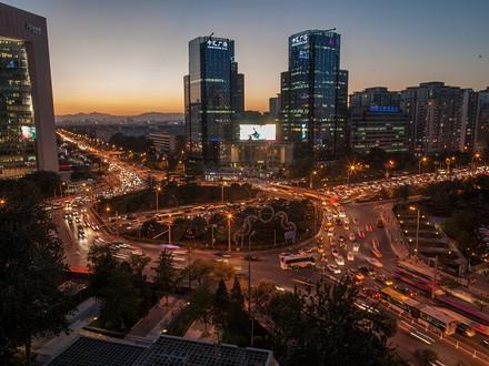 迈向无车之城:北京寻求走可持续发展之路