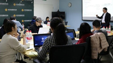 Reducing China's Urban Air Pollution with Transport Solutions at Beijing Workshop