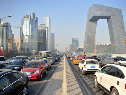 Proper use of congestion fee can cut traffic jams