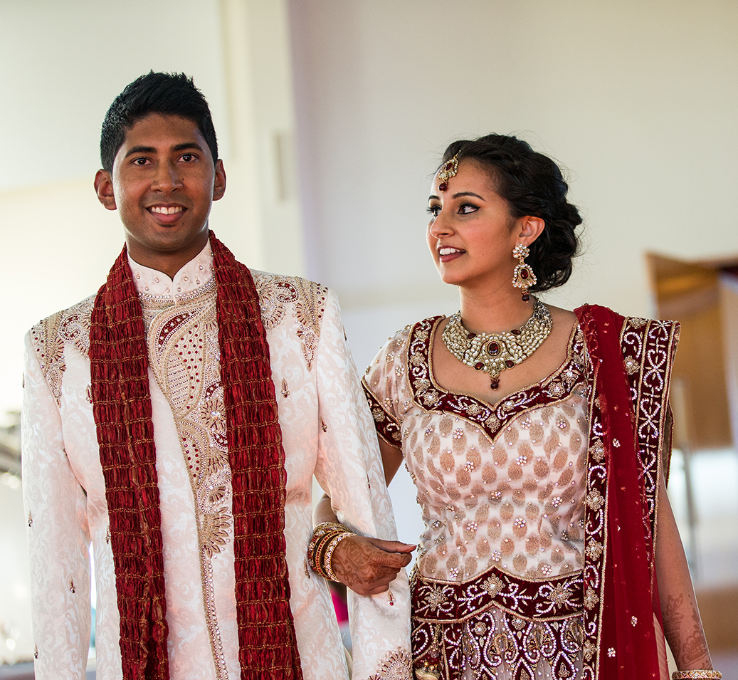 Artistry by Kate - Varsha's wedding